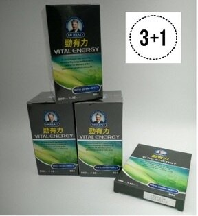 【小資屋】穆拉德 一氧化氮勁有力升級版膠囊(600毫克/粒,30粒/瓶*3+10粒/盒*1)瑪卡