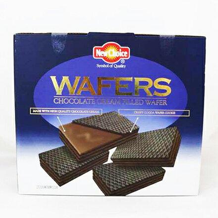 【敵富朗超巿】WAFERS巧克力夾心酥 0