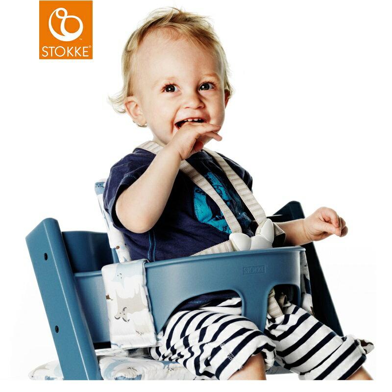 【限量3台】挪威【Stokke】Tripp Trapp 成長椅(水粉) 3