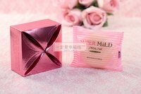 婚禮小物推薦到一定要幸福哦~SUPER MILD 香皂禮盒1入、沐浴禮盒、送客禮、婚禮小物