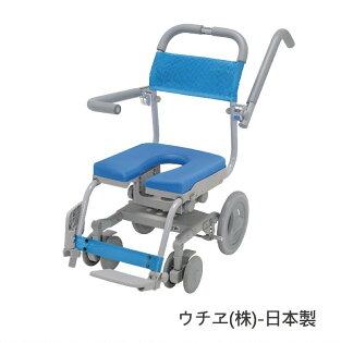 洗澡椅 - 圓舞椅 銀髮族 老人用品 日本製 [S0583]