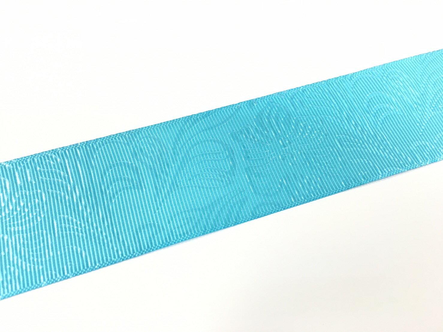 羅紋帶單面壓花38mm3碼裝(14色) 7