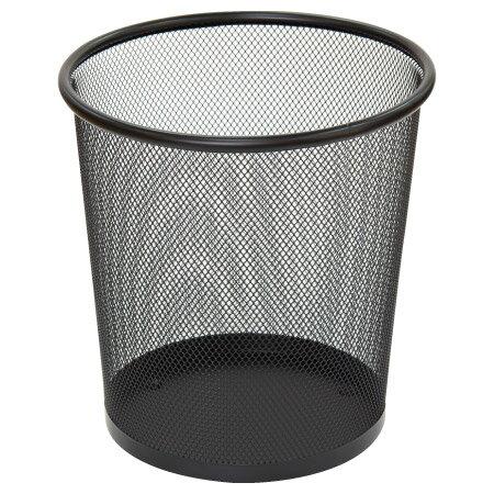 網狀垃圾桶 8L S BK
