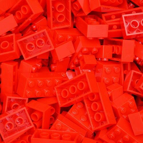 【FY積木大師】300克散裝積木顆粒-紅色 (樂高通用)