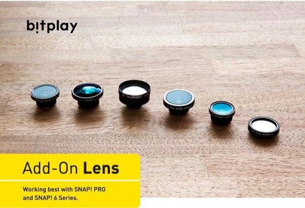 bitplay 翻玩相機手機殼 SNAP!6 廣角微距鏡頭組