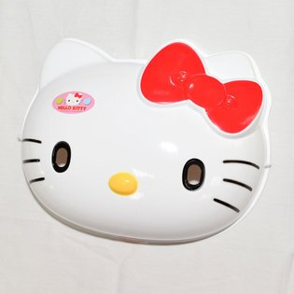 Hello Kitty 凱蒂貓 面具 日本帶回正版品 日本製