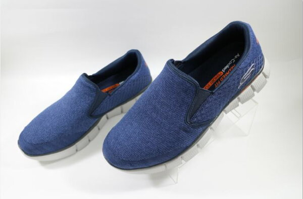 SKECHERS (男) 時尚休閒系列 RELAXED FIT Air-Cooled 健走鞋 休閒鞋- 51521NVY [陽光樂活]
