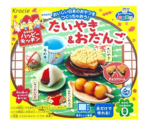 有樂町進口食品  新品 日本 食玩 佳麗寶 知育菓子 知育果子 鯛魚燒丸子 4901551355051