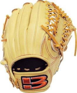 """棒球世界全新Brett Bro. Sports 15年技魂系列職業級硬式棒球手套 12.5"""" 有反手 特價"""