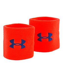 棒球世界 全新 Under Armour UA3吋訓練護腕 亮橘色