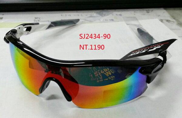 棒球世界2015SSK運動型太陽眼鏡 黑框款 oakley 式樣 新販售