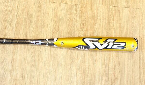 棒球世界 EASTON SV12棒球鋁棒 規格34/31 特價