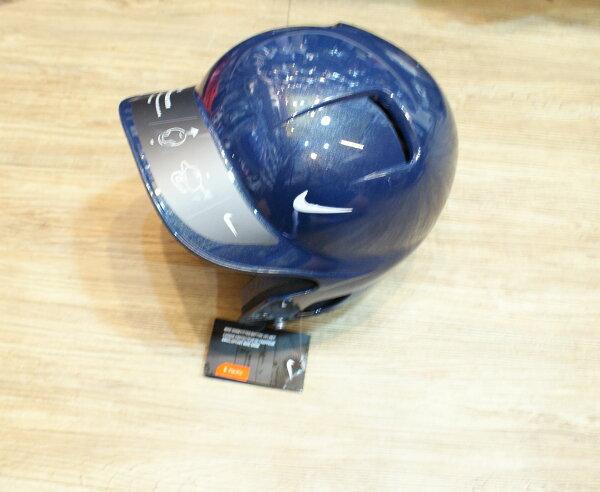 棒球世界 NIKE 最新款 進口 打擊頭盔 (深藍色) 新上市 特價