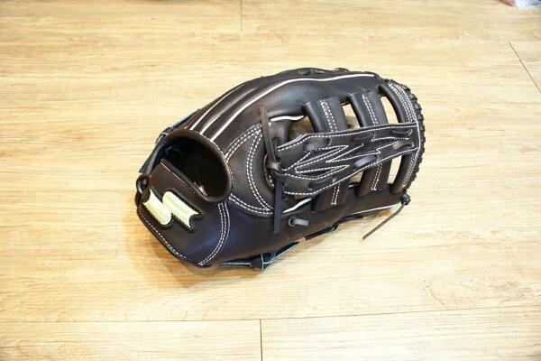 棒球世界 12年 SSK硬式棒壘通用手套特價 TRG 41/黑色 外野