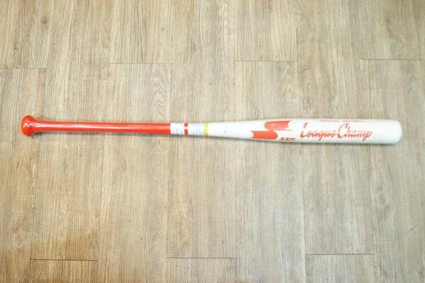 棒球世界SSK楓木壘球棒 慢壘專用特價 橘配色 限量
