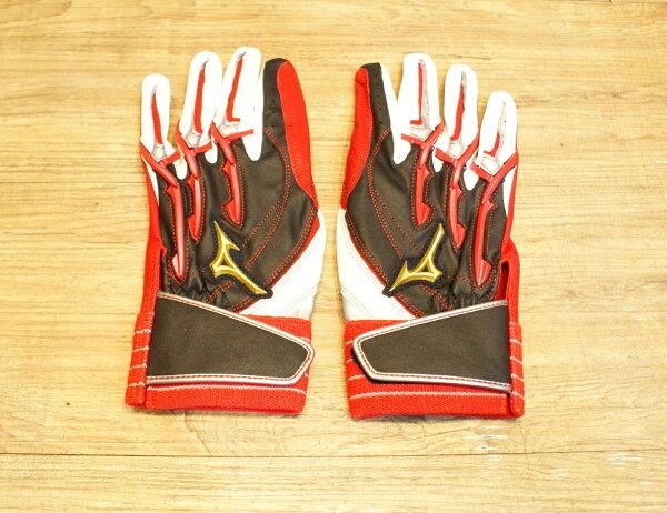 棒球世界 美津濃Mizuno Pro POWER ARC 打擊手套 特價
