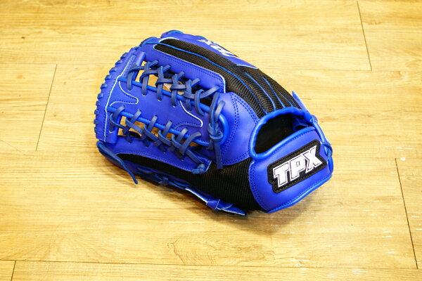 棒球世界 Louisvill Slugger 路易斯威爾TPX 布織布 外野T網棒壘球手套 特價 反手用