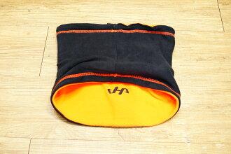棒球世界 『HATAKEYAMA』 保暖護頸 特價 黑橘配色 暖暖上市
