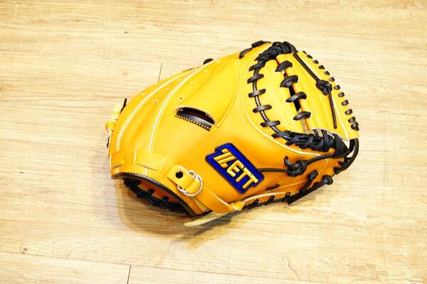 棒球世界 全新ZETT棒球捕手手套 2色 特價 加送手套袋 6502 系列