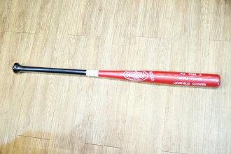 棒球世界 TPS 2015 ALL STAR系列 ~北美楓木壘球棒 特價 紅色
