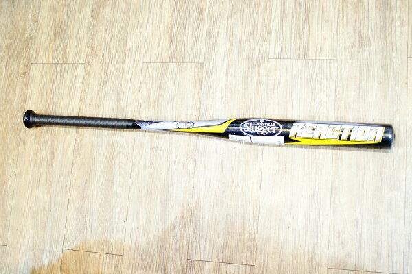 棒球世界全新 TPX SB REACTION慢速壘球鋁棒 特價 34吋26OZ 黑色