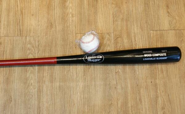 """棒球世界 美國製 Louisville TPX C271 碳纖維合成木棒 33""""/ 特價"""