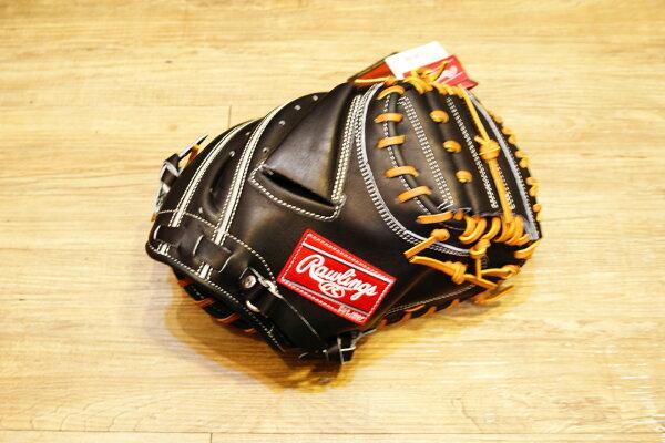 棒球世界全新日本進口Rawlings 棒球用捕手手套 硬式用