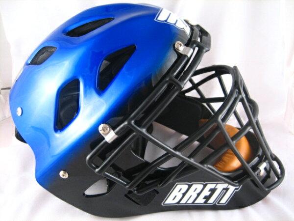 棒球世界 BREET 全罩式捕手面罩