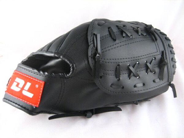 〈棒球世界〉全新DL12吋塑膠棒球手套 加贈球一顆