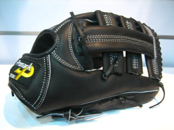 棒球世界 日本品牌Promark牛革棒壘球手套 外野款 雙十13吋