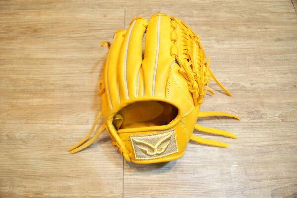 棒球世界 全新日本品牌Glom棒壘球手套 美國小牛皮 店家訂製款 特價