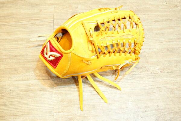 棒球世界 全新日本品牌Glom棒壘球手套 美國小牛皮 店家訂製款 特價 外野