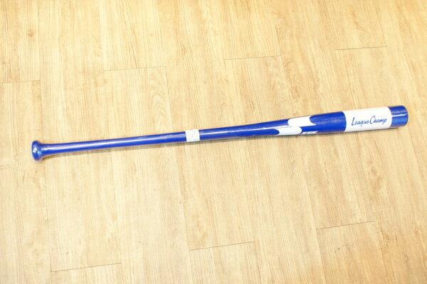 棒球世界 全新SSK楓木製教練棒 特價