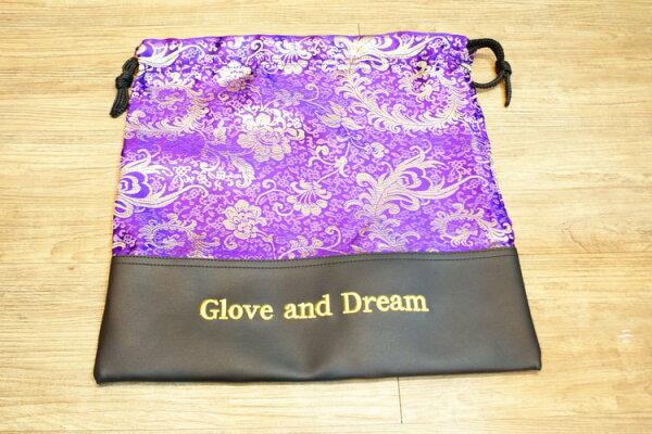 棒球世界 全新GLOM 日本進口手套袋 特價,,