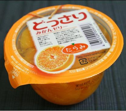 【免運】どっさり生菓子橘子水果果凍1盒 (  250g / 個,6個/盒) 2
