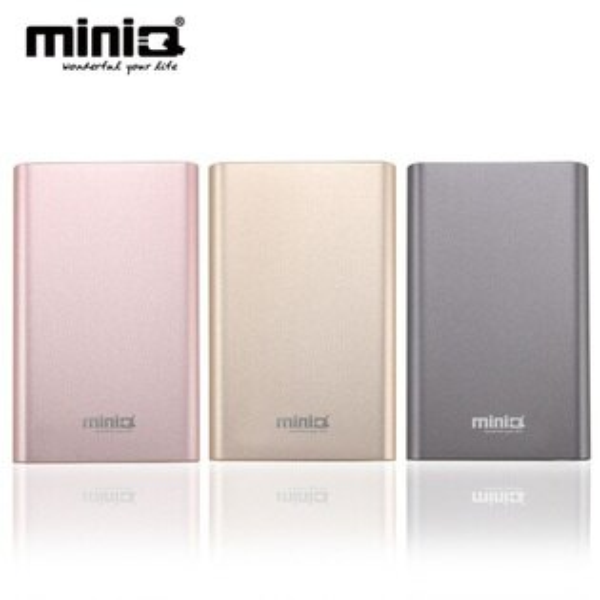 miniQ Coherer 10000Amh 雙USB輸出 行動電源 (MDBP-036)