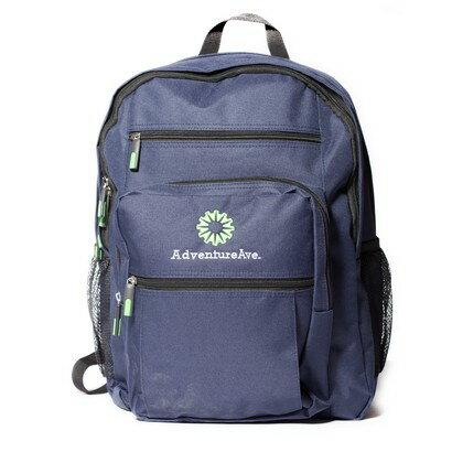 Adventure Avenue Book Bag (navy) 0