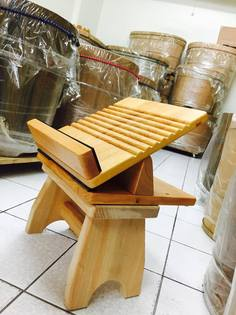 雅典木桶-實木拉筋板-台灣第一領導品牌-雅典木桶 木浴缸、方形木桶、泡腳桶、蒸腳桶、蒸氣烤箱-