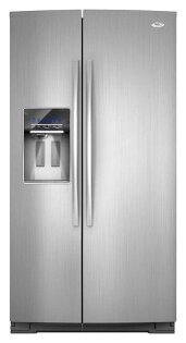 鍾愛一生 美國惠而浦Whirlpool WRS325FDAM製冰機對開冰箱不銹鋼門板 全國免費配送安裝