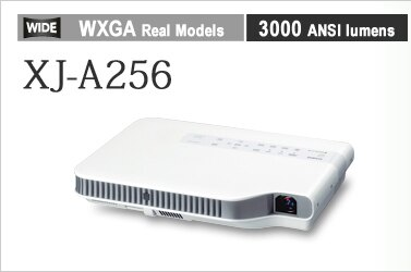 AviewS-CASIO XJ-A256投影機/3000流明WXGA/免換燈泡,日本製造