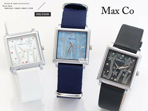 【完全計時】OUTLET手錶館│Max Co 玩味流行 海底世界主題腕錶 MA254 三色 女錶 禮物 首選