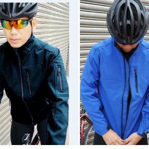 美麗大街【BK022115】保暖防潑水耐磨帥氣軟殼衣 長袖外套