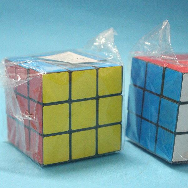 一般魔術方塊 3x3魔術方塊 5.8cm x 5.8cm(袋入)/一個入{ 定40}