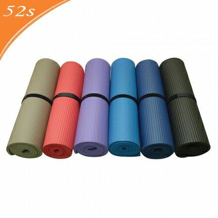 52s 經濟型超軟瑜珈墊 15mm HSC-YGM15(附贈瑜珈背袋) 0