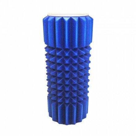 52s 33公分藍白瑜珈滾筒 HSC-FR03B(附贈收納背袋) 1