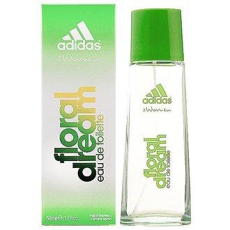 香水1986☆ Adidas FLOREAL DREAM 愛迪達 綠野仙蹤 運動女性淡香水 50ML