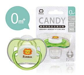 『121婦嬰用品館』辛巴 糖果拇指型安撫奶嘴 - 綠色 (初生) 0