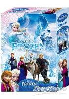 冰雪奇緣 520片盒裝拼圖(A)