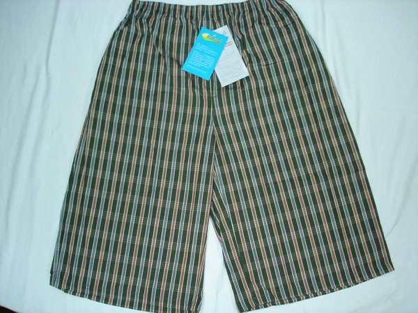 【HIROSAWA OUTLET】純棉休閒褲(7分褲)-1件不挑色