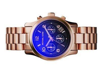 【限時8折 全店滿5000再9折】Michael Kors MK 迷幻漸層湛藍變色三眼腕錶手錶 MK5940 美國Outlet 美國正品代購 4